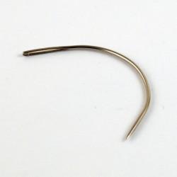 Igła krzywa 5 cm cienka