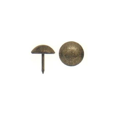 Gwoździe złote 16 mm